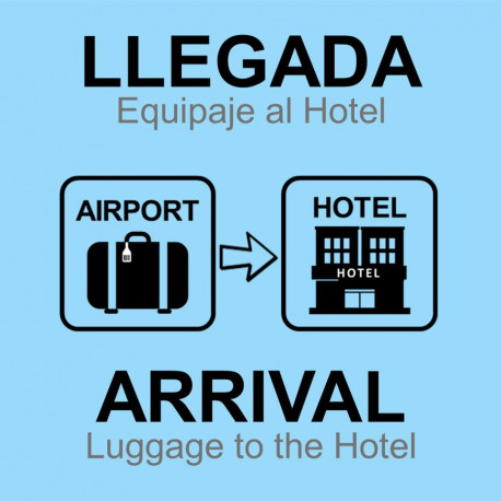 BAGGAGE TRANSPORT FROM AIRPORT TO HOTELS