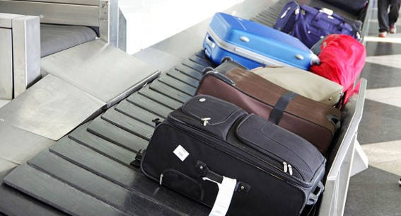 LUGGAGE TO THE AIRPORT